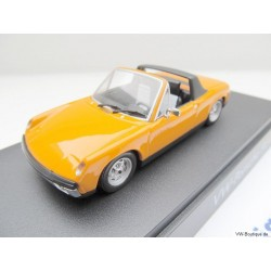 VW Porsche 914 von 1969 in orange