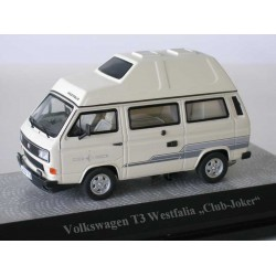VW T3b Westfalia Joker Club white with high roof 1:43