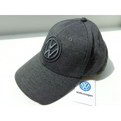 VW Cap grey, The ORIGINAL Volkswagen Polo, Golf, Passat, Sharan, Touran