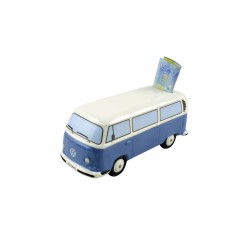 VW T2 Bulli Bus moneybox green ORIGINAL