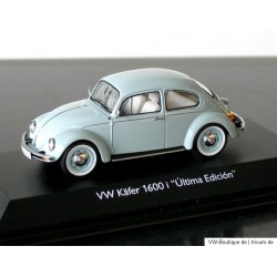 "VW Beetle 1600i ""Ultima Edicion"" blue"