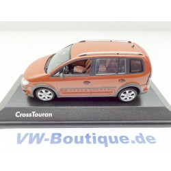 VW CROSS Touran GP1 orangemetallic 1:43