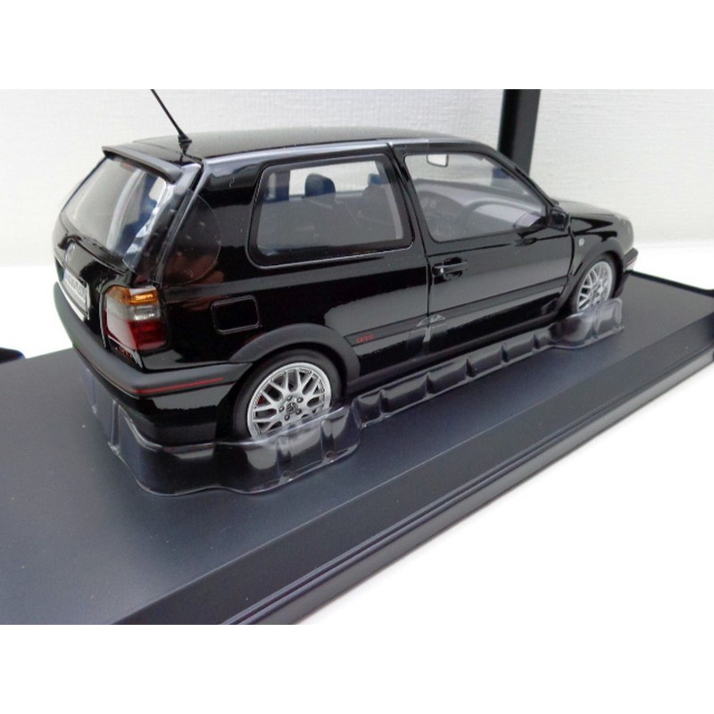official photos 495d7 c8edb VW Golf 3 GTI from NOREV in 1:18 + black + VOLKSWAGEN NEW ...