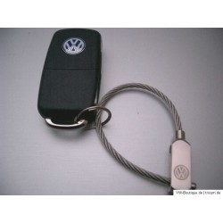"VW Keychain ""The Rope"", original"