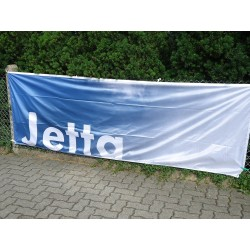 VW Jetta banner / flag Original  3 x 1 meter NEW