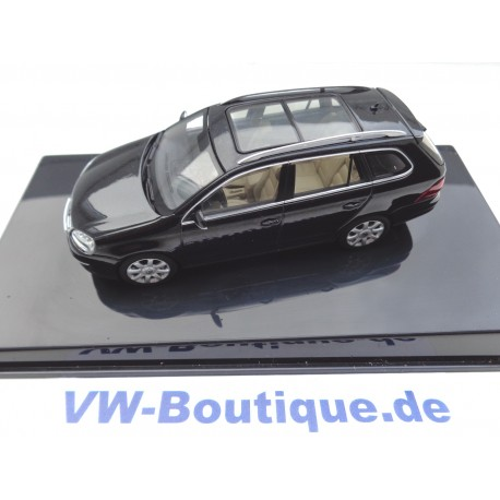 VW Golf 5 Variant  Autoart in 1:43 greymetallic Volkswagen NEW 1K9.099.300.D7X