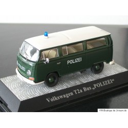 VW T2a Bus Police