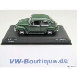 VW Beetle 1302 Elm Green Ulmengreen