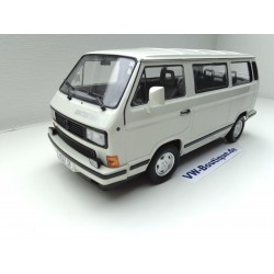 Volkswagen VW T3 b Bus Multivan Whitestar in 1:18 Norev 188541  NEU