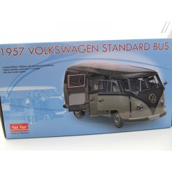 VW T1 Bus blue in 1:12  Sunstar 1957  VOLKSWAGEN NEW 5061