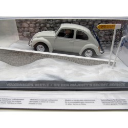 James Bond 007 VW Beetle 1:43 Spark NEW       On her Majesty's Secret Service
