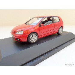 VW Golf 5 2 doors Red