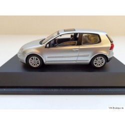 VW Golf 5 2 doors Silver