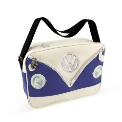 Genuine Volkswagen VW T1 shoulder bag cross red / white
