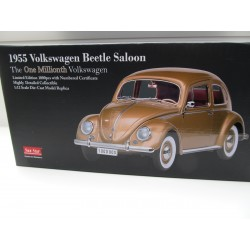 VW Beetle 1200 Brezel in 1:12  Sunstar 1950  VOLKSWAGEN NEW 5202
