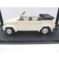 VOLKSWAGEN VW 181 from Cultmodels in 1:18  white NEW CML026-2