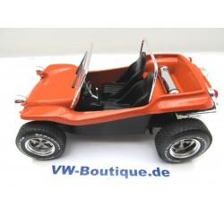 VOLKSWAGEN VW Buggy Meyers Manx 1:18 von Solido orange NEU Limitiert S1802702