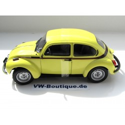 VOLKSWAGEN VW Beetle 1303 Sport in 1:18 by Solido yellow NEW S1800511