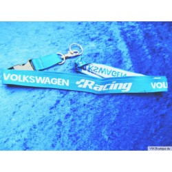 VW VOLKSWAGEN RACING Keychain Original