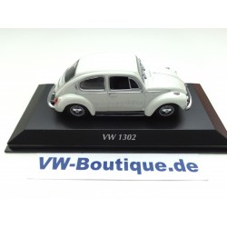 VOLKSWAGEN VW Beetle 1302 1:43 Maxi- / Minichamps blue ORIGINAL 940055000