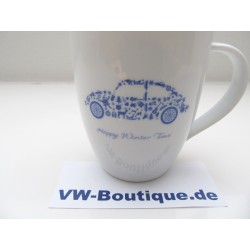VOLKSWAGEN VW GTI coffee cup black in gift box - ORIGINAL