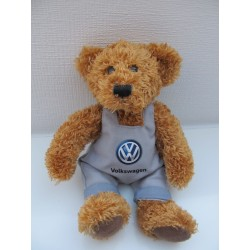 VW T1 Bulli pillow in blue-white Samba ORIGINAL