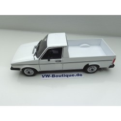 VOLKSWAGEN VW Golf 1 Caddy in 1:18 from Solido white new S1803501
