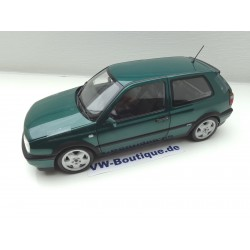 VOLKSWAGEN VW Golf 6 GTI from NOREV in 1:18  black  NEw 188502