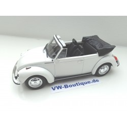 VOLKSWAGEN VW 1303 Beetle convertible from NOREV in 1:18 white NEW 188524