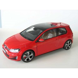 VW Golf 7 GTI from NOREV in 1:18  white  VOLKSWAGEN   NEW