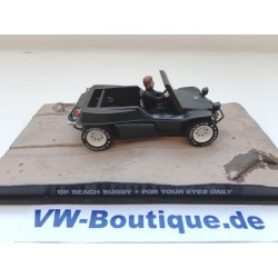 VW Buggy Meyers Manx Dune of NEO red 1:43