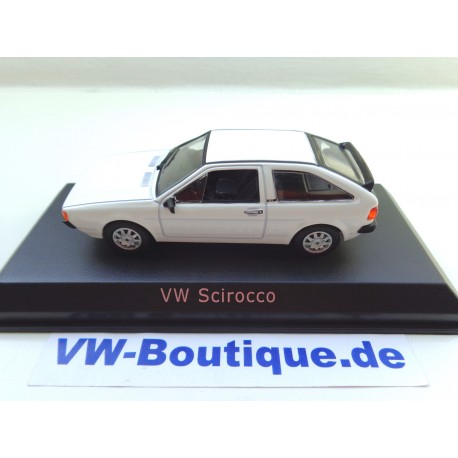 VOLKSWAGEN VW Golf 2 GTI G60 from NOREV in 1:43 ++ blue +++ 840064