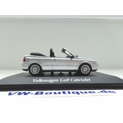 VW Golf 2 GTI from Maxichamps in 1:43  - red - VOLKSWAGEN   940054121