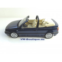 VW Golf 3 Convertible from NOREV in 1:18 ++ red ++ VOLKSWAGEN NEW 188433
