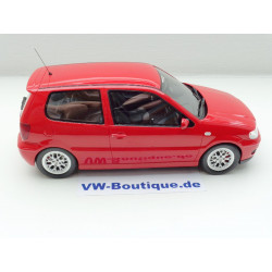 VOLKSWAGEN VW Golf 1 Convertible Otto 1:18 yellow OT693 NEW