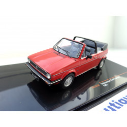 VOLKSWAGEN VW Beetle 1303 convertible from IXO in 1:43 + red + PRD530 new