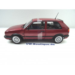 VOLKSWAGEN VW Golf 2 GTI from NOREV in 1:18  red  NEW 188438