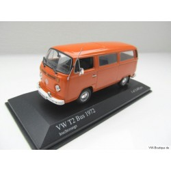 VW T2b Bus Window bright orange