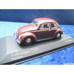VW Beetle 1200 Ovali medium brown