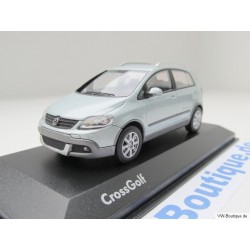 VW Golf CrossGolf 2005 silver 1:43