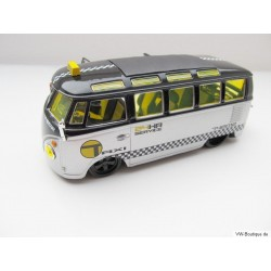 VW T1 Samba Bus sun roof Taxi Tuning 1:25