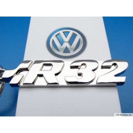 VW R32 keychain for Golf Vento Passat