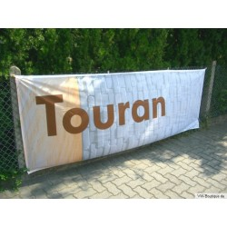 VW Touran Fahne  Flagge 1 x 3 Meter Original