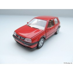 VW Golf 3 VR6 2-Door red 1:43