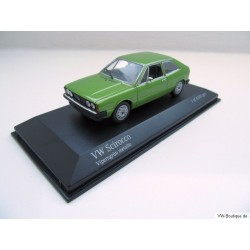 VW Scirocco 1 viper green metallic 1:43