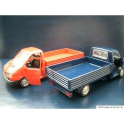VW T4 flatbed red 1:43