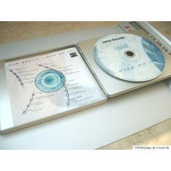 VW New Beetle music CD, original VW, rarity