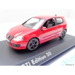 VW Golf 5 GTI Edition 30 red 1:43