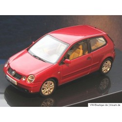 VW Polo 4 9N1 IV Murano red 1:43