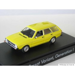 VW Passat Variant B1 1975 yellow 1:43